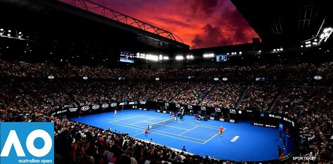 TV channels broadcasting Australian Open 2020