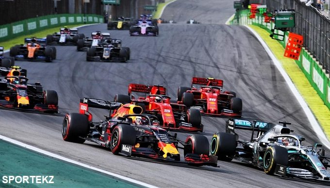 Formula One TV Channels List 2020