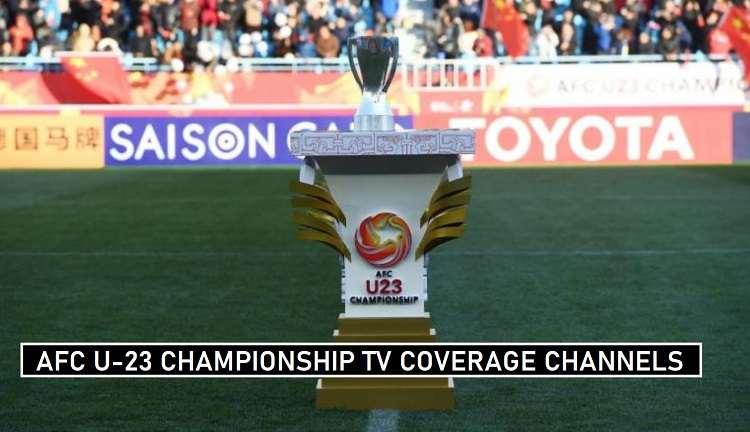 AFC U23 Championship Channels