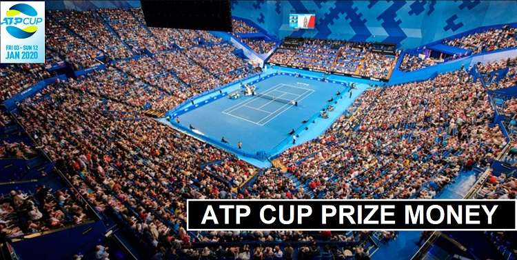 ATP Cup Singles Prize Money