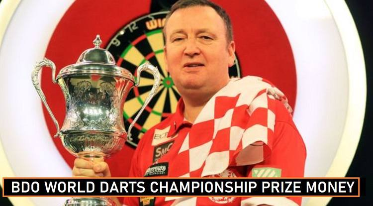 BDO World Darts Championship Winners Share