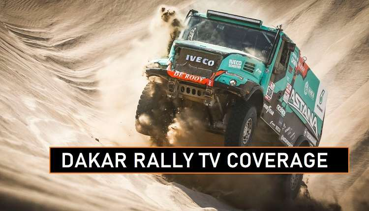 Dakar Rally Live Stream 2020