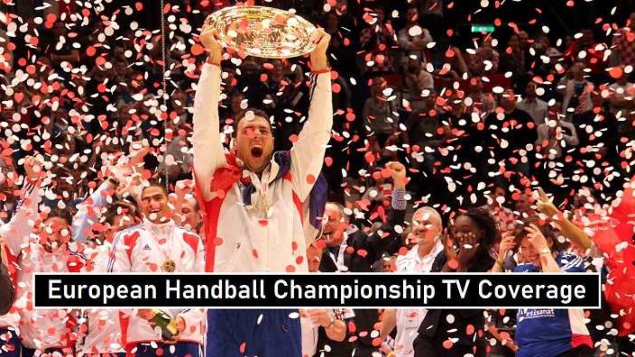 European Men S Handball Championship Tv Broadcasters 2020