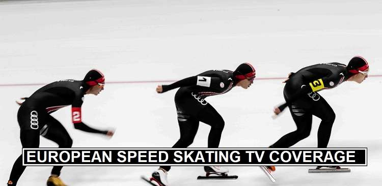 European Speed Skating Championships Channels