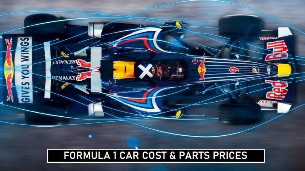 Formula 1 Car Cost 2020 Repair Expenses Revealed