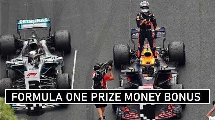 F1 Prize Money 2020 Revealed
