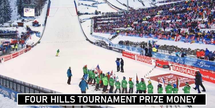 Four Hills Tournament Bonus Earnings