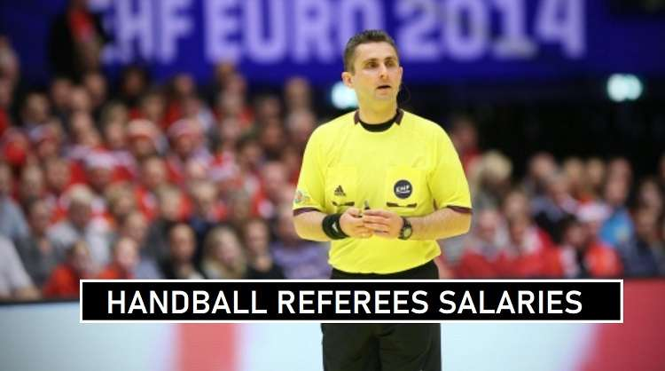 Handball Referees Salaries 2020 Match Fees Revealed