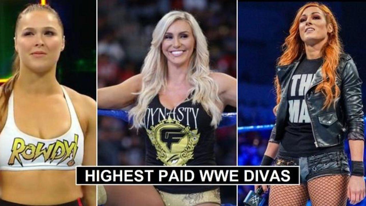 Superstars wwe list women List of