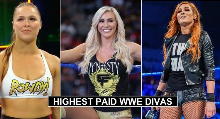 Best Paid WWE Female Wrestlers