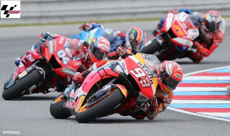 TV Channels Broadcasting MotoGP 2020