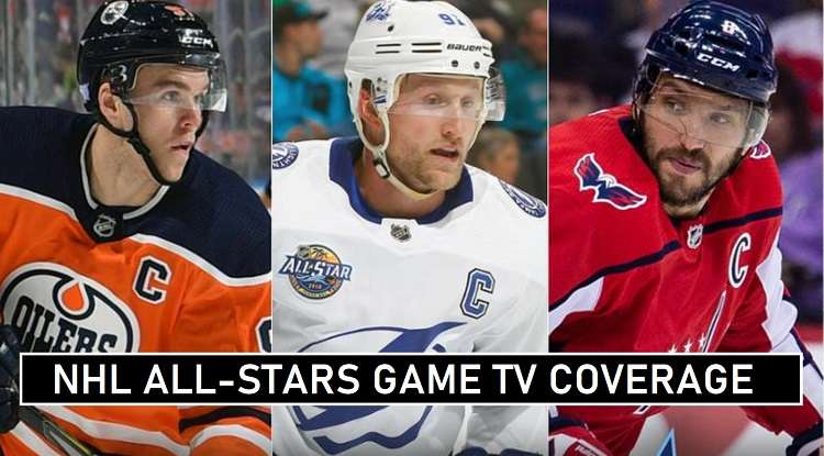 NHL All-Star Game TV Channels