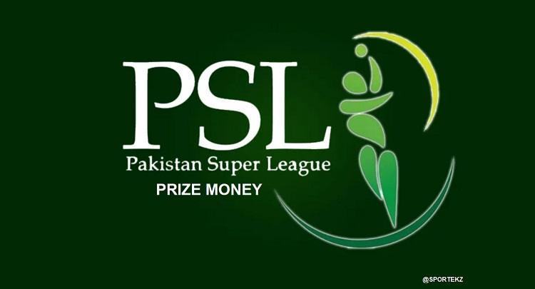 PSL 2020 Prize Money Shares