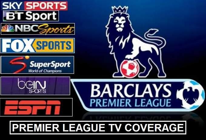 TV Channels Premier League Rights 2020
