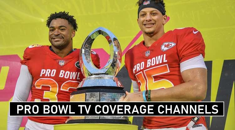 Pro Bowl TV Channels 2020