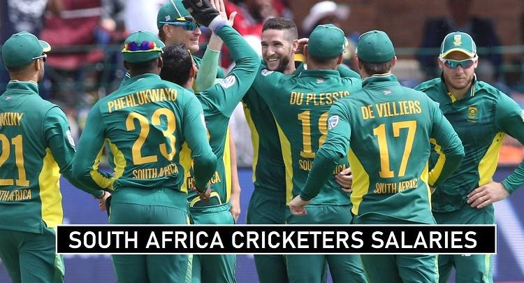 South Africa Cricketers Contracts 2020