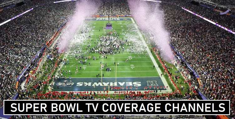 Super Bowl 2020 Channels