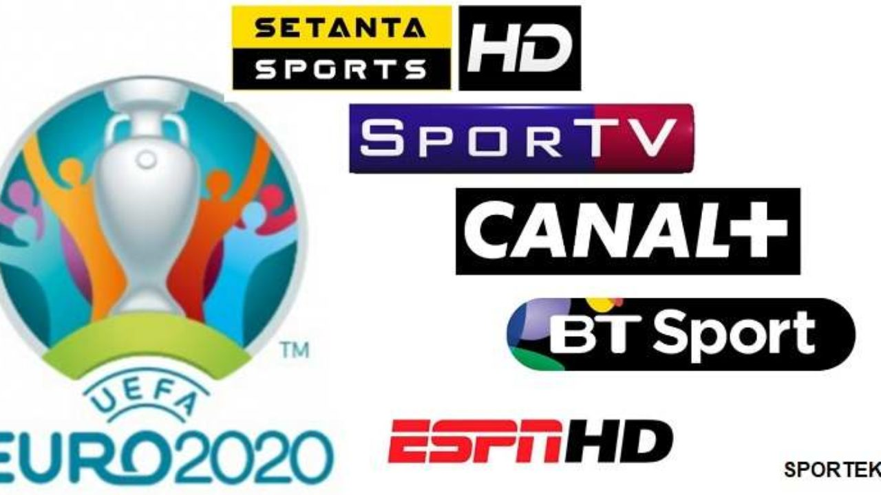 Tv Channels Broadcasting Uefa Euro 2020 Live Worldwide