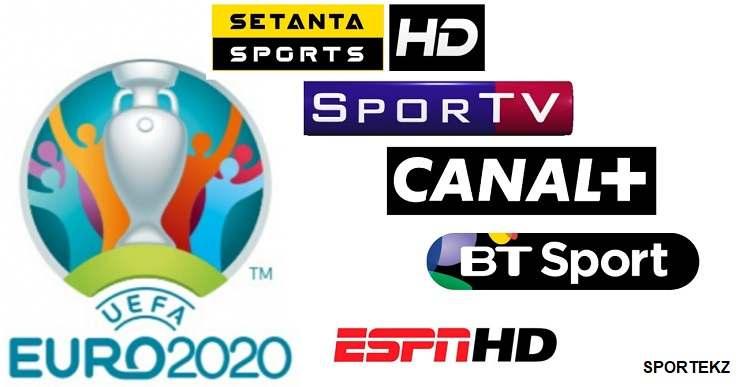 Euro 2020 TV Coverage