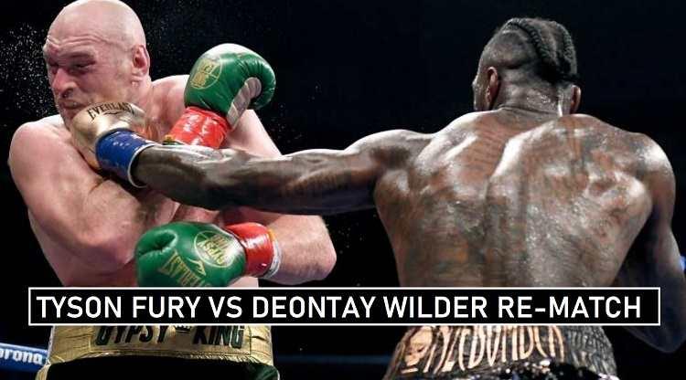 Fury vs Wilder Re-Match Announced 2020