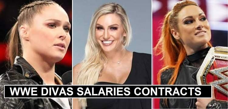 WWE Divas Match Fees 2020