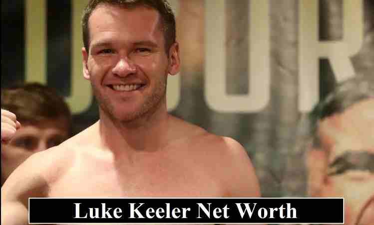 Luke Keeler net worth