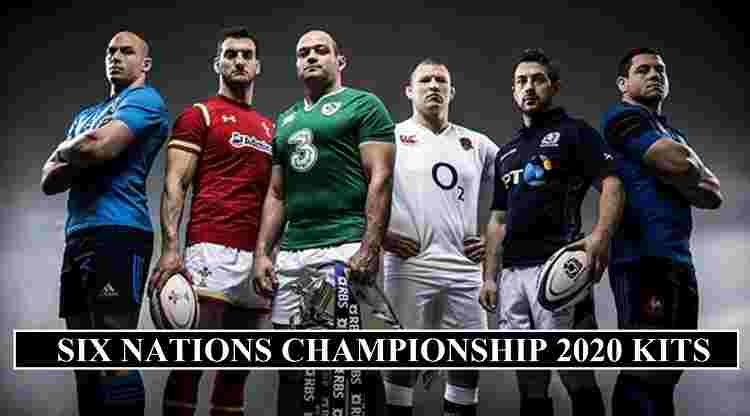 Six Nations Official Kits 2020