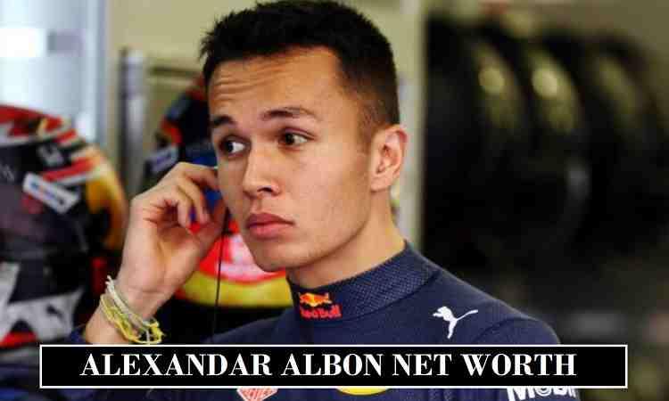 Alexander Albon Net Worth