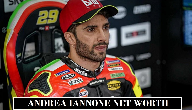 Andrea Iannone Net Worth