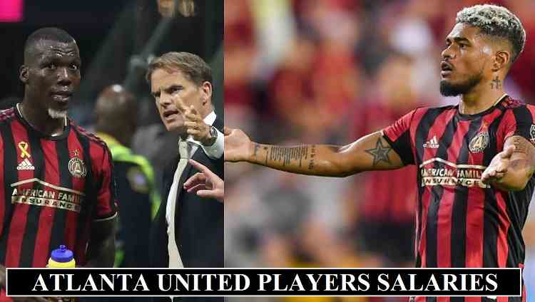 Atlanta United Players Salaries