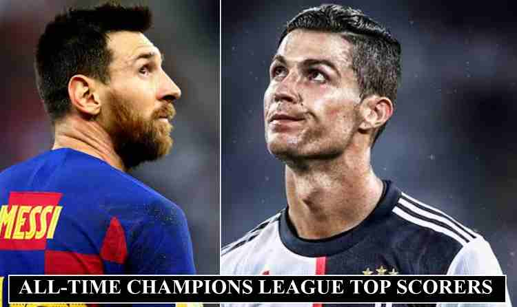 Champions League Top Scorers