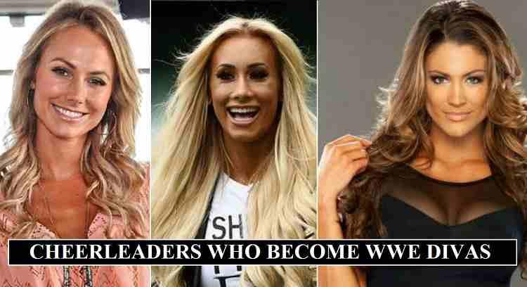 WWE Divas Cheerleaders