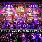 Dutch Open Prize Money