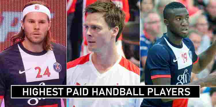 HIGHEST PAID HANDBALL PLAYERS Weekly Wages