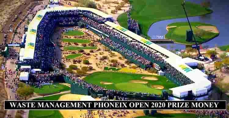 Phoenix Open Prize Money