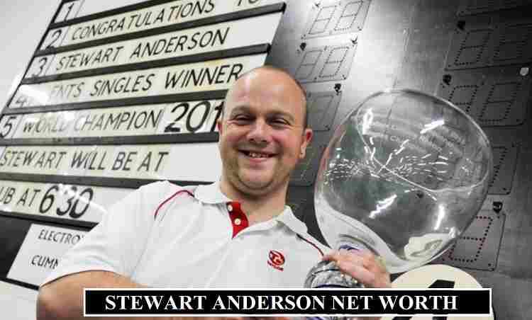 Stewart Anderson net worth