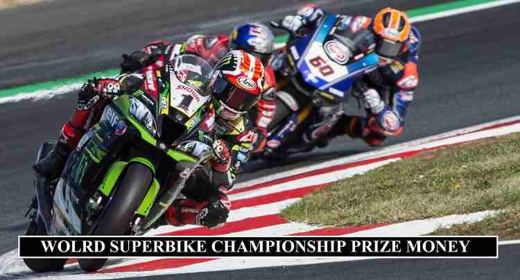 Superbike World Championship Prize Money