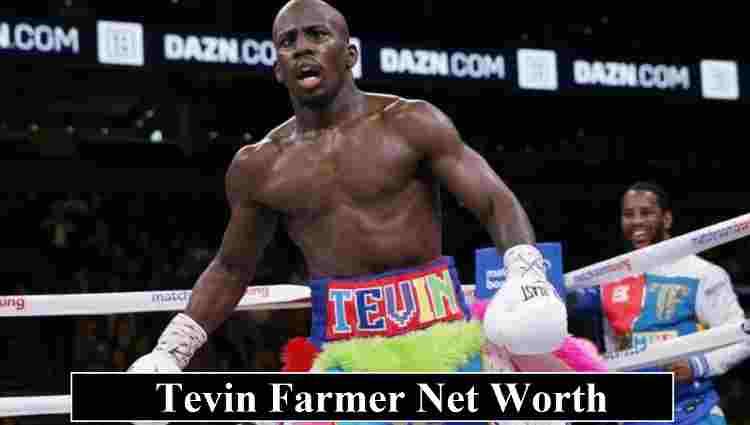 Tevin Farmer Net Worth