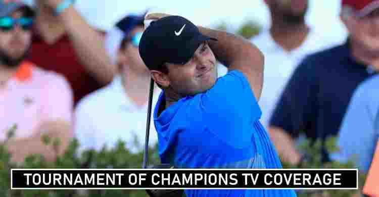 Tournament of Champions tv channels