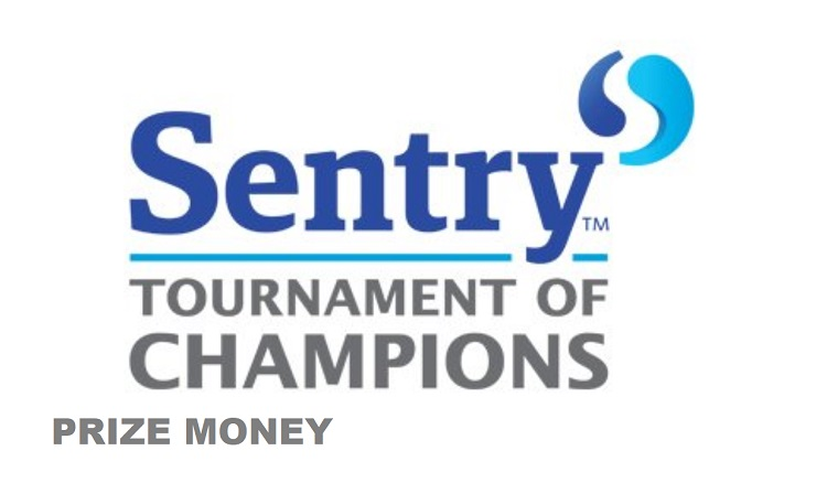 Sentry Tournament of Champions Prize Money