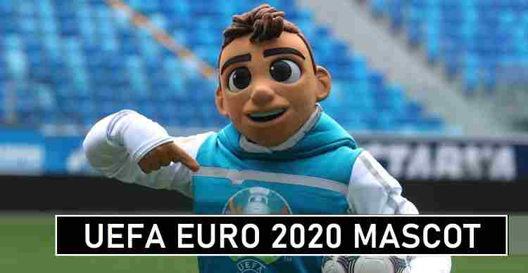 UEFA Euro 2020 Mascot
