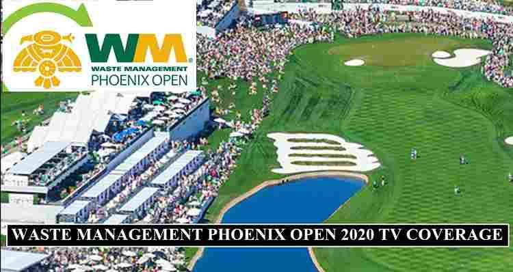 Phoenix open 2020 tv
