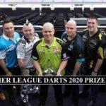 Premier League Darts Money