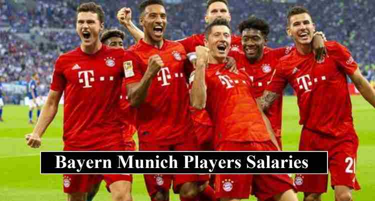 Bayern Munich Players Salaries