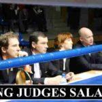 Boxing Judges Salaries