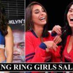 Boxing Ring Girls Salaries