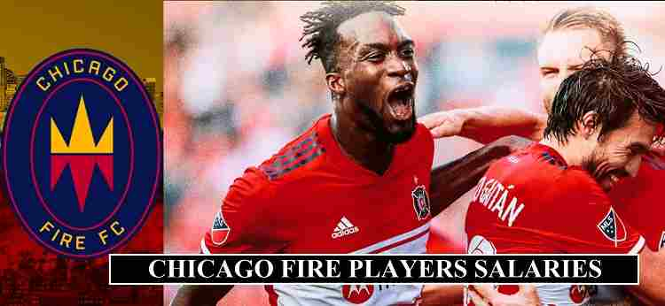 Chicago Fire Players Salaries
