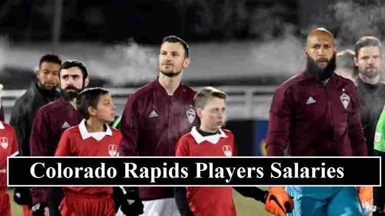 Colorado Rapids Players Salaries