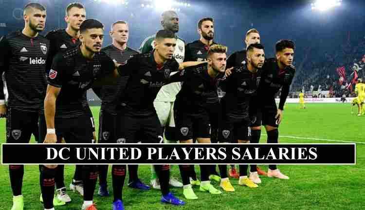DC United Players Salaries