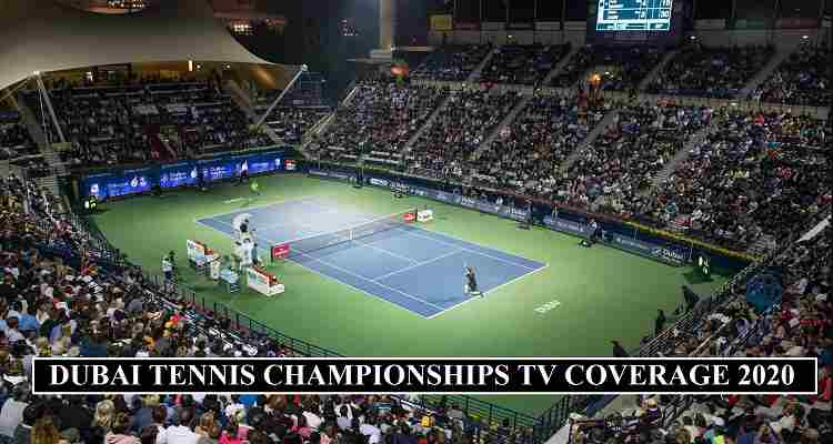 Dubai Championships TV Coverage